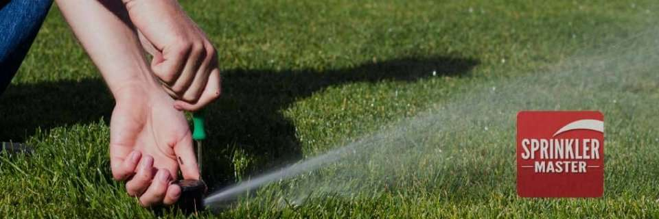 WE REPAIR WEBER COUNTY SPRINKLERS!